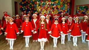 merry christmas dance jingle bells 2016 youtube