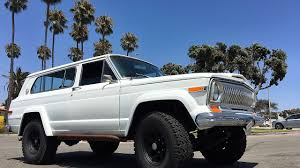 white convertible jeep jeep cherokee classics for sale classics on autotrader
