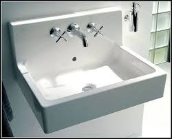 metal wall mount sink awesome duravit sink inside 045410 vero washbasin with metal console