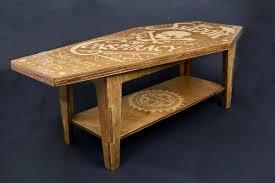 handmade wood coffee table handmade wood furniture furniture home decor