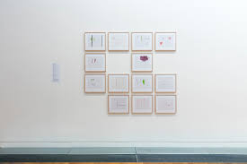 linie line linea contemporary drawing matthew barney drawing