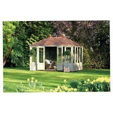 Summer House In Garden - amdega haywood summerhouse the haywood from amdega machin