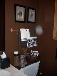 zebra bathroom decorating ideas bathroom decor accessories print plush