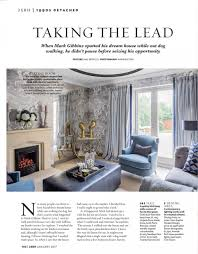 feature in 25 beautiful homes sophie peckett design london