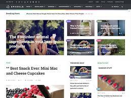 wordpress layout how to 45 best magazine wordpress themes 2018 athemes