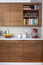 mid century modern kitchen renovation avs home kitchen reveal the flooring and countertop are from choice granite kitchen cabinet company in pasadena we wanted to keep the finishes modern but still stay true to the