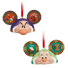 snow white and the seven dwarfs ear hat ornament set us u2026 flickr
