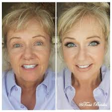 Makeup That Looks Airbrushed Mother Of The Bride Makeup And Hair Or Grandmother Of The Bride