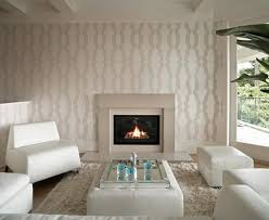 Wallpaper Design Ideas For Bedrooms Contemporary Wallpaper Living Room Room Design Ideas