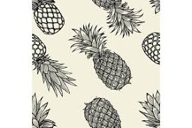 pineapple drawing photos graphics fonts themes templates