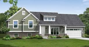 tri level home plans split level custom home designs the wayne homes