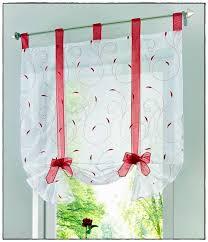 rideaux de cuisine design rideau cuisine design idées de décoration à la maison