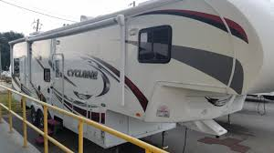 heartland cyclone 300c rvs for sale