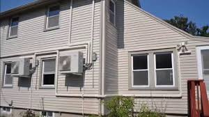 Wall Mount Heat And Air Unit Nj Daikin Ductless Air Conditioning Installation Youtube