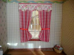 ikea kitchen curtains red checked curtains kitchen adeal info