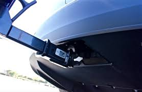 how to install the tesla model x tow hitch receiver