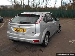 ford focus 1 6 sport used 2010 ford focus 1 6 tdci sport 5dr 110 dpf for sale in