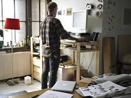 9 easy ways to turn your current desk into a standing desk