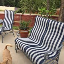 Replacing Fabric On Patio Chairs Chair Care Patio 45 Photos Furniture Reupholstery 8700