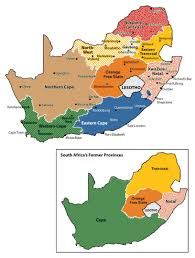 Blank Map Of South Africa Provinces by 7 6 Southern Africa World Regional Geography People Places And