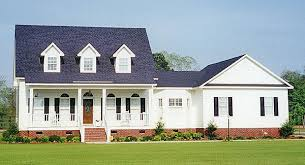 cape cod house plans with attached garage house plan 99683 at familyhomeplans com