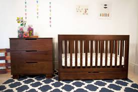 Annabelle Mini Crib by Bedroom Elegant Brown Wooden Babyletto Grayson Mini Crib With
