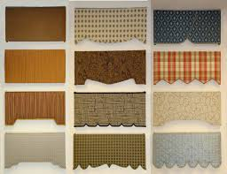 how to make a board mounted valance valance nest and board