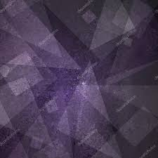 abstract purple background of white geometric triangle shapes and