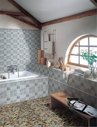 easy mosaic bathroom tile stickers about decorating home ideas