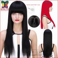 bimbo hairpieces wow 100 remy top lace human virgin brazilian peruca long straight