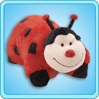 light up ladybug pillow pet pillow pets pillow pets shespeaks reviews