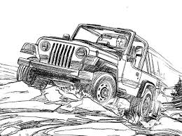 military jeep coloring page jeep coloring book miss adewa 9d48b1473424