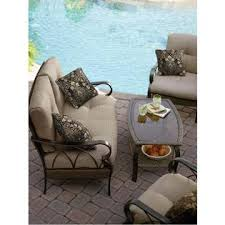 La Z Boy Outdoor Logan 4 Pc Seating Set Limited Availability