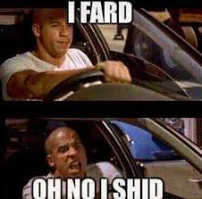 Shid Meme - oh no vin diesel shid furiously comedycemetery