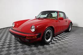 1986 porsche 911 targa pre owned 1986 porsche 911 targa convertible in bu11708a