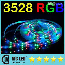 for lights rgb waterproof 5m 300 leds 3528 smd led
