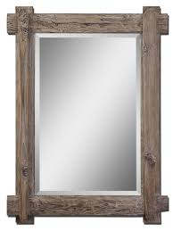 wood frame wall mirror 146 cool ideas for wooden framed wall