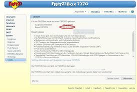 benutzeroberfläche fritz repeater fritz box update news