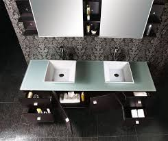 Amare 60 Vanity Captivating Wall Mounted Double Vanity And Amare 60 Wall Mounted