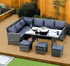 dining table full size of rattan garden sofa and dining table