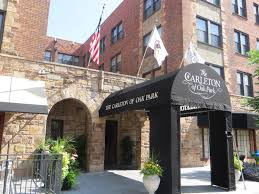 Oak Park Mall Map Hotel Carleton Of Oak Park Il Booking Com