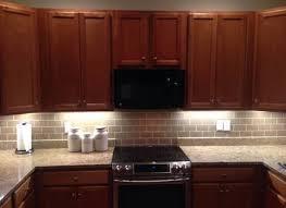 green subway tile kitchen backsplash how to install a simple subway tile kitchen backsplash for