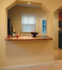 Breakfast Bar Breakfast Bar Between Kitchen And Dining Room We U0027d Just Have To