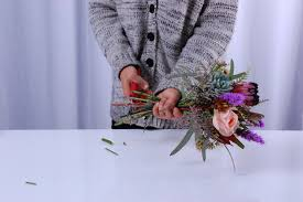 how to make wedding bouquet diy tutorial how to make your own bohemian wedding bouquet