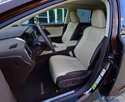 lexus rx 350 seat covers 2016 lexus rx 350 awd quick spin