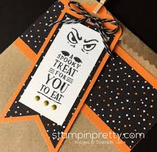 halloween gift bag ideas halloween jar of haunts gift bag stampin u0027 pretty
