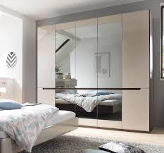 Schlafzimmer Komplett Sonoma Eiche Kleiderschrank Schrank Sonoma Eiche Dunkel Sand Grau Hochglanz 5