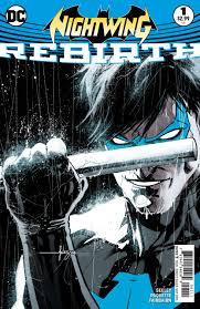 nightwing returns to gotham in dc comic series gamespot