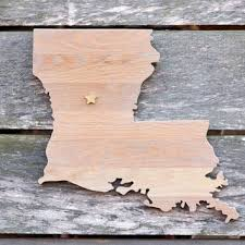 state shaped gifts shop crafts with wood shapes on wanelo