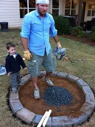 Rocks For Firepit It S The Pits Bower Power